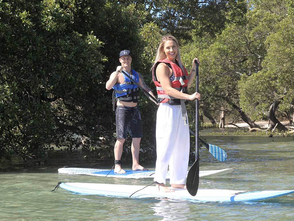 Stand Up Paddle Guided Tours