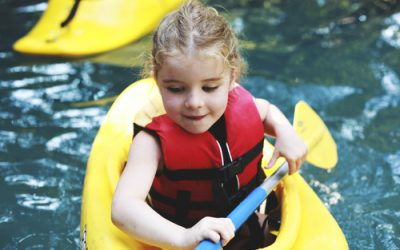 Is Kayaking Good for Kids?