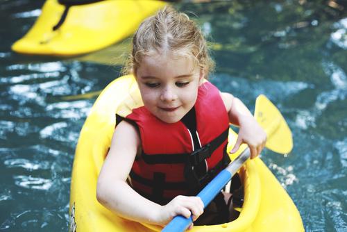 Is Kayaking Good for Kids?