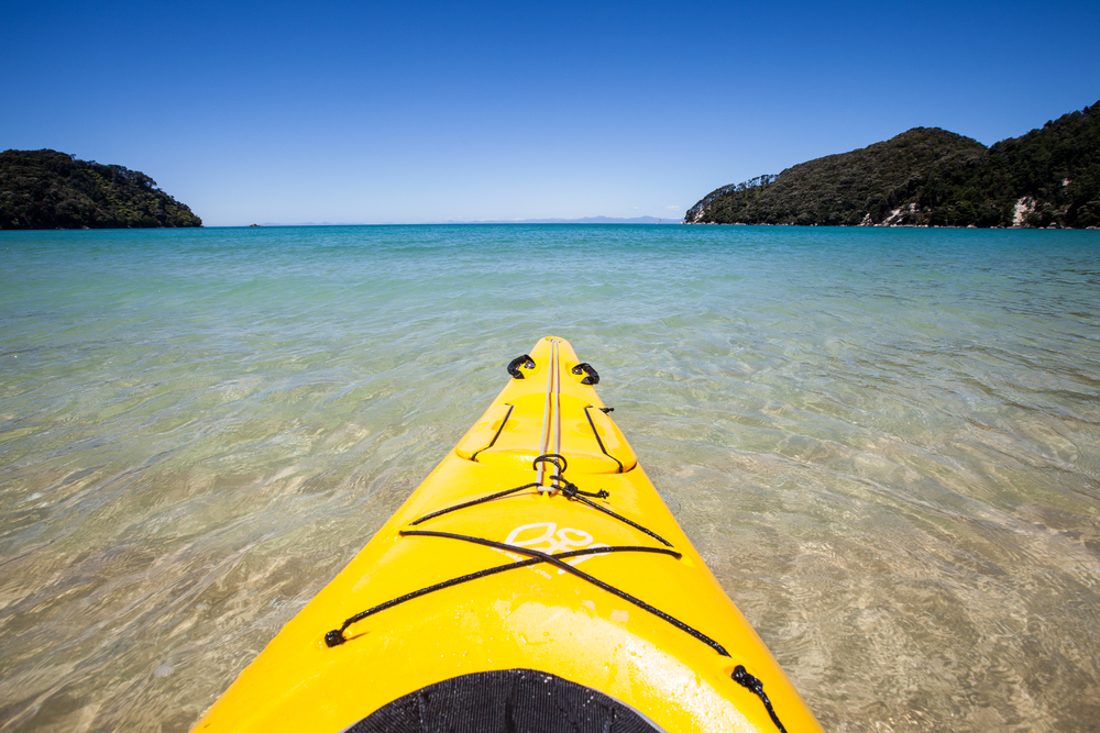 Kayaking: An Excellent and Fun Workout!