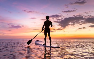 6 Beautiful Places to Try Stand Up Paddleboarding