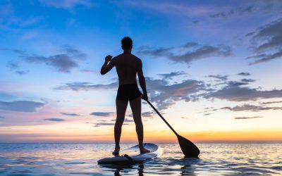 Is Stand Up Paddleboarding Good Exercise?