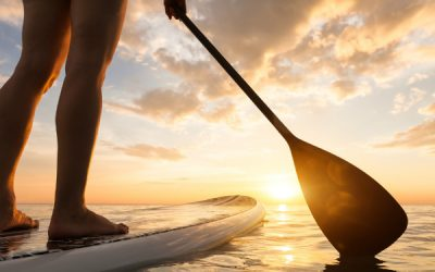 Stand Up Paddle Boarding Tips For Beginners