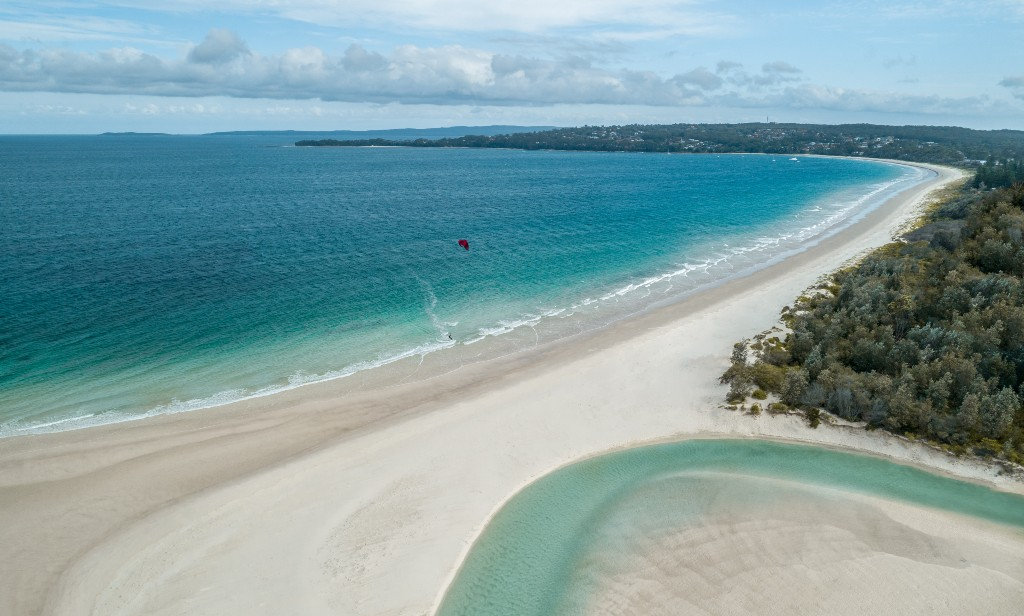 Where To Go Kayaking in Jervis Bay