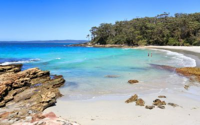 Hyams Beach Wins Best Beach But It's Not Our Favourite!