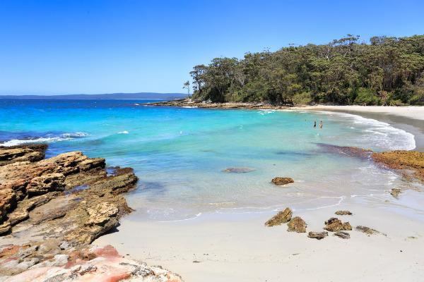 Hyams Beach Wins Best Beach But It's Not Our Favourite!